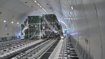 Lufthansa Cargo deploys two Airbus A321s permanently converted into freighters