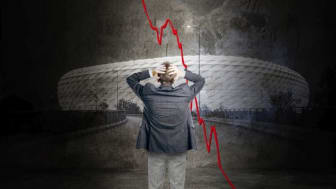 Timbro: Kostnaderna för arenan tränger undan välfärden