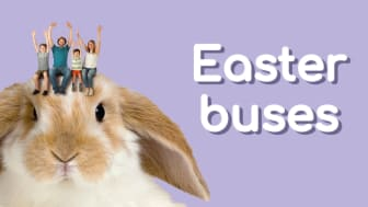 Easter weekend service information