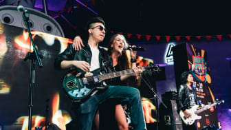 Clarke Quay Parties with The Singapore Sevens Featuring  2 Nights of Live Music & Entertainment
