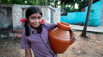 INDISKAs kunder Rundar Upp för ökad tillgång till rent vatten, sanitet och hygien