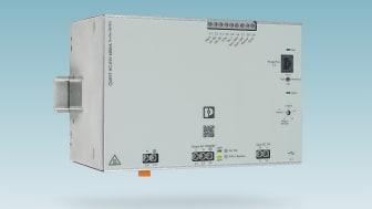 DC/AC inverter for the DIN rail