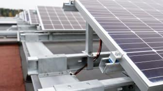 Aurinkosähköjärjestelmä on kiinteistölle vastuullinen ja kannattava investointi.