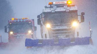 Svevia leder utvecklingen av digitalisering inom vägunderhåll.