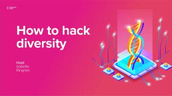 Tengai's CTO in Panel Debtate: How to hack diversity