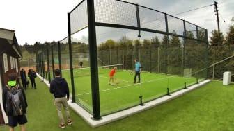 SALK Tennisklubb satsar på padel
