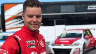 Andreas Ahlberg, Kågered Racing