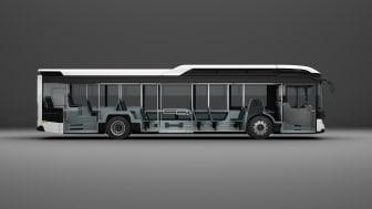 Scania Citywide BEV