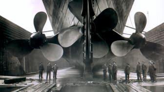 Olympic Propellers In Thompson © Claes-Göran Wetterholms arkiv