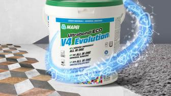 Ultrabond Eco V4 Evolution - alt-i-ett lim gulvlim fra Mapei