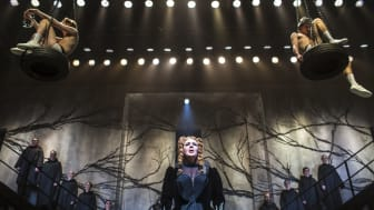 Turandot på Folkoperan i höst - opera om gränslöst begär