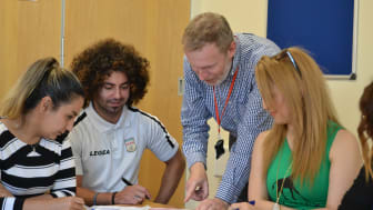 Discover our new adult learning courses at our Open Days