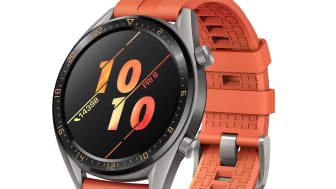 Huawei Watch GT Active Edition_orange_1