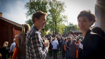 Byggnadsvårdens konvent i Mariestad den 27-29 september 2017. Foto: Åsa Lindberg/Bellman & Jag AB