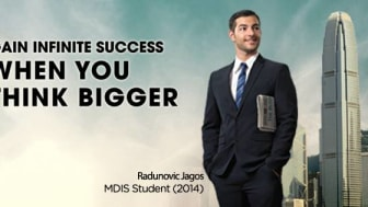 Exclusive:  Invitation from MDIS Business School