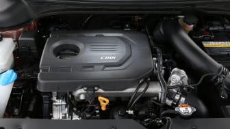 Nye Hyundai i20 (motorrom)