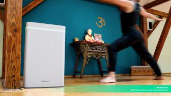 AiroDoctor® im Yoga Studio