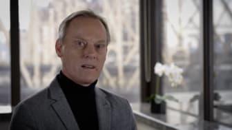 """""""Vi har inte hört talas om en högre grad av MRD-negativitet vid nydiagnostiserat myelom med mindre än att man genomfört benmärgstransplantation"""", säger professor Ola Landgren, chef för myelomprogrammet vid Memorial Sloan Kettering Cancer Center."""