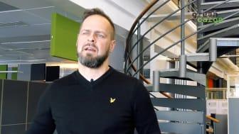 Vi firar 20-årsjubileum 2021 - Träffa Björn Nordh