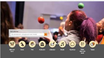 Det regionala kulturutbudet för 2020 består av professionella aktörer från konstområdena bild och form, dans, film, kulturarv, litteratur, musik, nycirkus, slöjd och teater - läs mer på kulturkraftorebrolan.se
