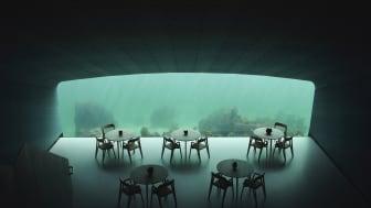 LK Systems toimittaa ratkaisuja lämpö- ja käyttövesijärjestelmiin Lindesnesissä Norjassa sijaitsevaan Underiin, Euroopan ensimmäiseen ja maailman suurimpaan vedenalaiseen ravintolaan
