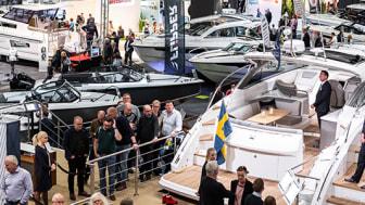 Lyxigt när svenskarna väljer båt – återspeglas på Båtmässan