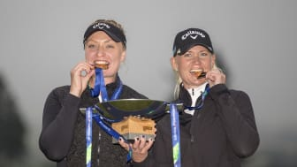 EM-guld till Daily Sports ambassadör Cajsa Persson