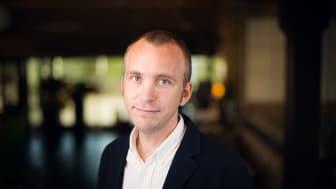 Gabriel Skantze, universitetslektor på avdelningen tal, musik och hörsel vid KTH.