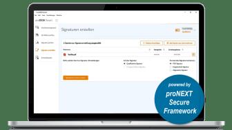 procilon stellt proDESK Smart vor
