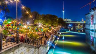Berlin är ett populärt resmål från Landvetter. Foto: Shutterstock.