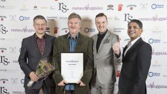 Mathias Dahlgren utsedd till Årets Innovatör