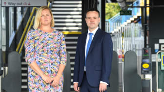 Stephen McPartland MP marks Suicide Prevention Day with Laura Campbell