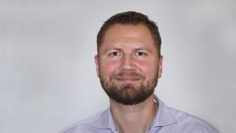 Daniel Persson är ny teknisk chef på Turboflame
