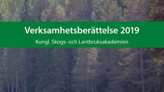 KSLA Verksamhetsberättelse 2019 (KSLAT nr 2-2020)