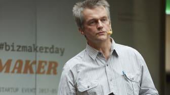 Jan-Olof Wiberg, vd på JW Produktion AB och uppfinnare av produkten BugBrake