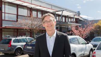 Stefan Blom, försäljningsdirektör AB Regin.  Foto: AB Regin
