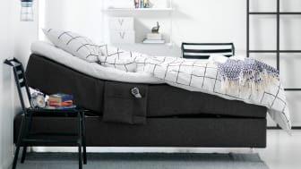 8 anledningar att prova en ställbar säng