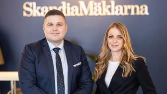 Lars Steneryd och Kristina Guven tar över som nya franchisetagare i Upplands Väsby.