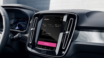 EasyPark Volvo C40
