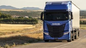 IVECO presenterar sin vision för naturgas och alternativa drivsystem för transporter på den 8:e Gasnam-kongressen