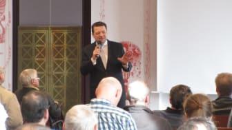 Holger Scholze als Referent beim Börsentag kompakt Hannover