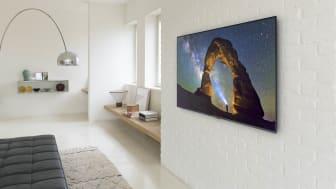 Ein Fernseher wie ein Fenster: X90C von Sony mit Android TV