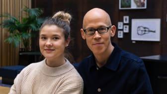 Johanna Carleson, Eminent reklambyrå och Calle Håkansson, Altitude meetings kommer jobba aktivt med  föreningen Västra Hamnen - Have it all i Malmö.