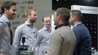 OEM Electronics på Elmia Subcontractor 2016