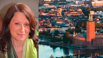 Sophia Hober, professor i molekylär bioteknik vid KTH, har varit med om att utforma det vetenskapliga programmet vid Swedish Proteomics Society Symposium. .