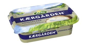 Arla Kærgården seit März in einer nachhaltigeren Verpackung im Handel