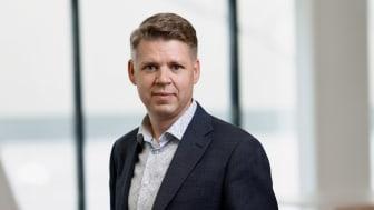 Vattenfalls Mikael Nordlander förmedlade nyheten om teknikgenombrottet i HYBRIT.