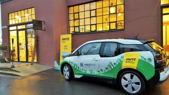 Hertz BilPool satser sammen med eiendomsutviklere