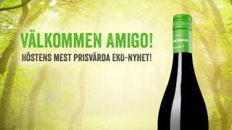 Välkommen Amigo! Höstens mest prisvärda EKO-nyhet.