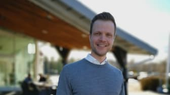 Harald Bjugstad-Holm, direktør for bærekraft i Nordic Choice Hotels.
